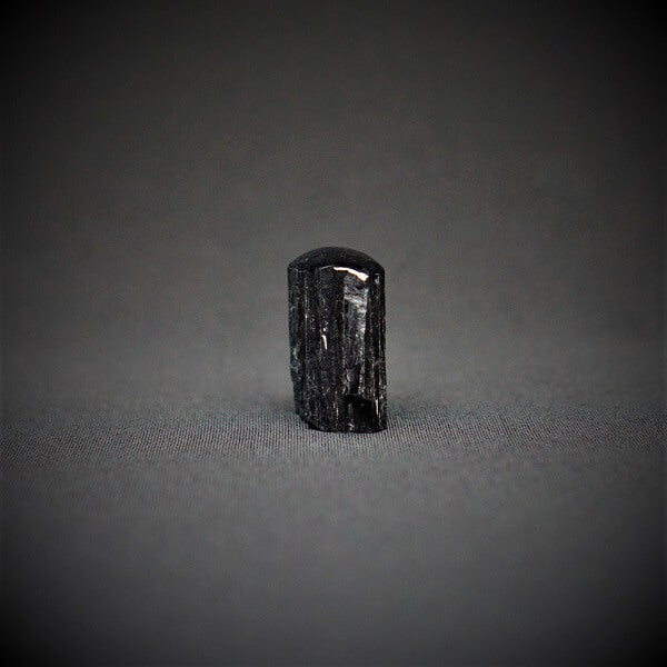 Black Tourmaline Wand with Polished Top - 77 grams - Heavenly Crystals Online