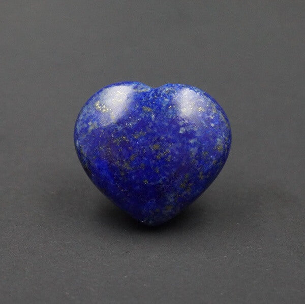 Lapis Lazuli Heart - 53 grams - Heavenly Crystals Online
