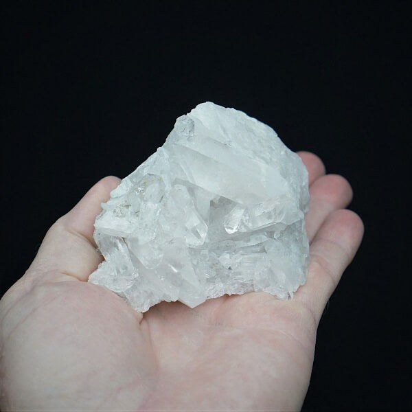 Clear Quartz Cluster - 368 grams - Heavenly Crystals Online