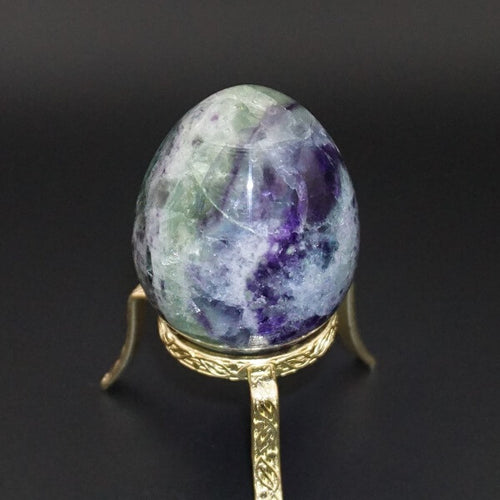 Fluorite Egg AAA Grade - heavenly-crystals-online