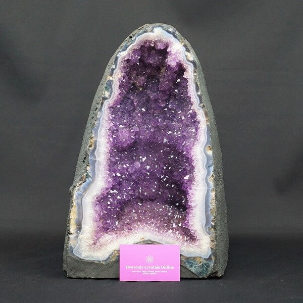 Amethyst Geodes Cave - heavenly-crystals-online