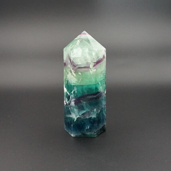 Fluorite Generator Point Q1A - 240 grams - Heavenly Crystals Online