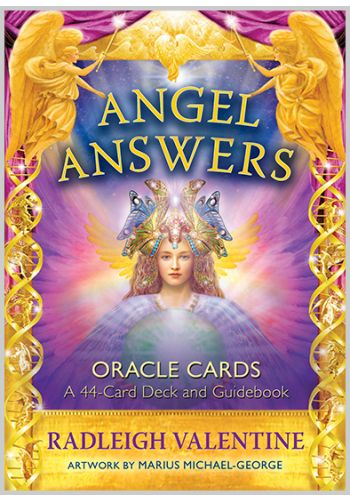 Angel Answers Oracle Cards - Heavenly Crystals Online