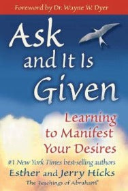 Ask And It Is Given - Heavenly Crystals Online
