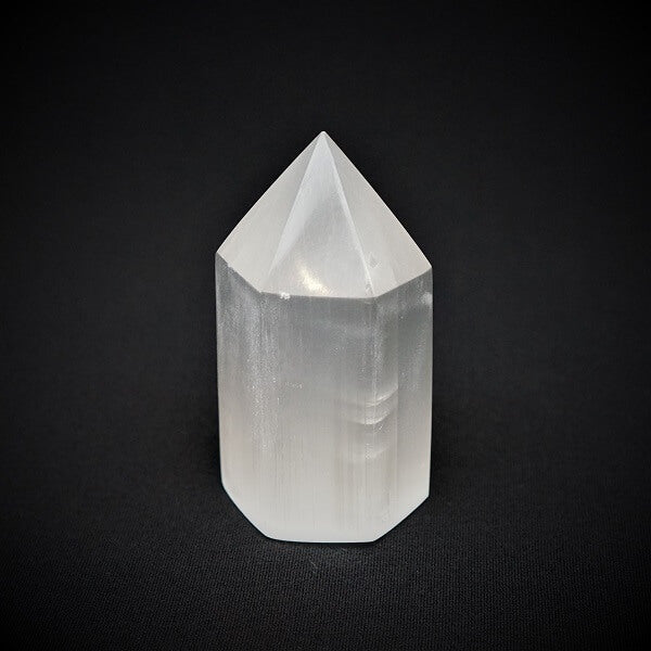 Selenite Generator Point - heavenly-crystals-online