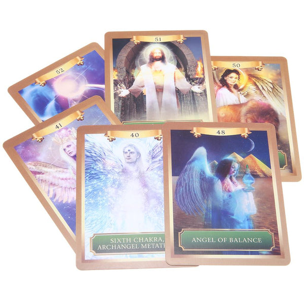 Energy Oracle Cards - Heavenly Crystals Online