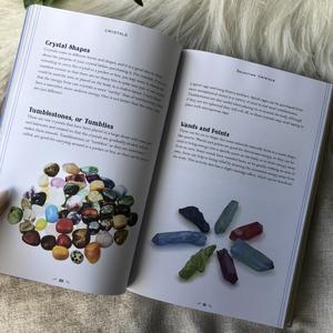 In Focus Crystals: Your Personal Guide Author: Sasha Fenton - Heavenly Crystals Online