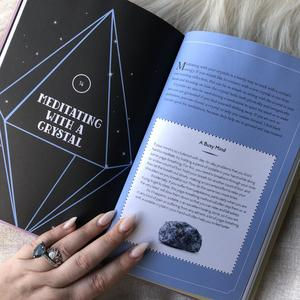 In Focus Crystals: Your Personal Guide Author: Sasha Fenton