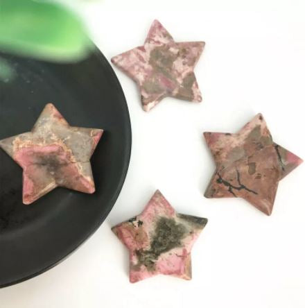 Rhodonite Star