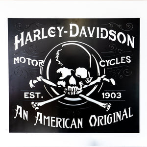 "Harley - ""American Original"" Sign"