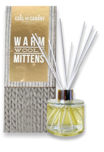 Warm Wooley Mittens- Reed Diffuser