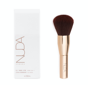 The Perfect Duo Self Tanning Lotion & Brush