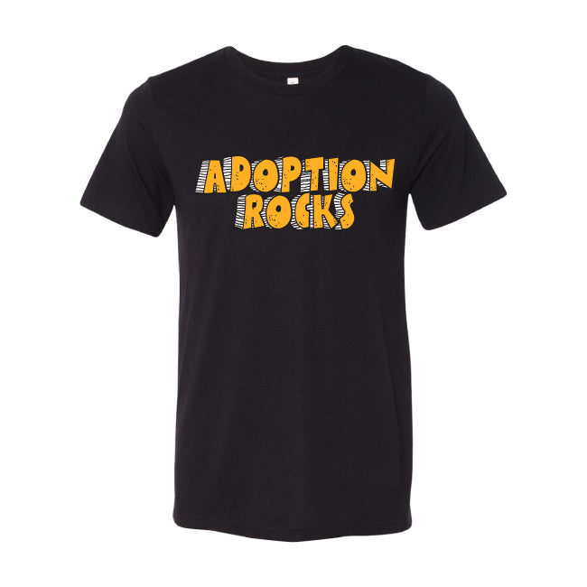 Canada Adoption Rocks T-shirt
