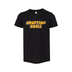 Adoption Rocks Youth T-shirt