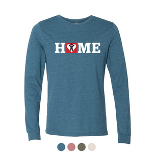 Home Long Sleeve (Multiple Colors Available)