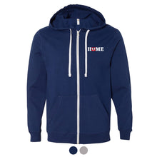Load image into Gallery viewer, Canada Home Full Zip Hoodie (Multiple Colors Available)