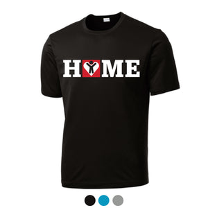 Home Dri-Fit T-shirt (Multiple Colors Available)