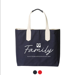 Canada Family Tote Bag (Multiple Colors Available)
