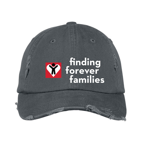 Finding Forever Families Hat