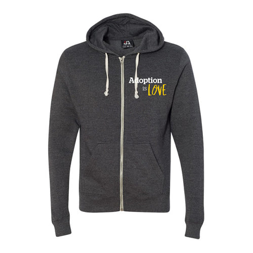 Canada Adoption is Love Hoodie