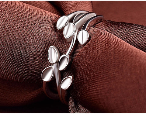 S925 Stering Silver Ring (Adjustable)