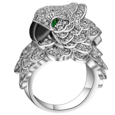 Image of Parrot Vintage Ring