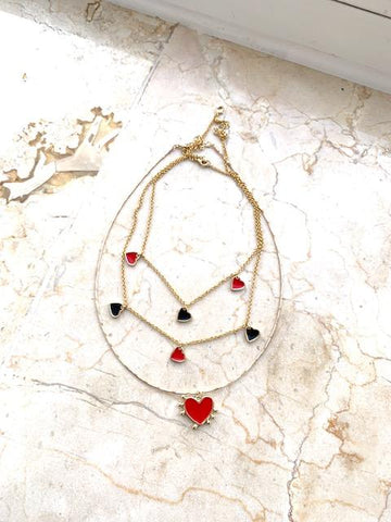 Collares Mix and Match Corazones (JUNTOS)