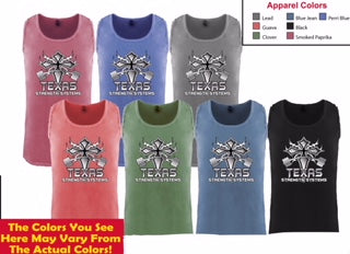 Men's Cross Logo Tank