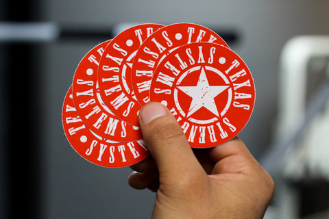 TSS Stickers