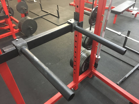 Dip Handles for Power Racks
