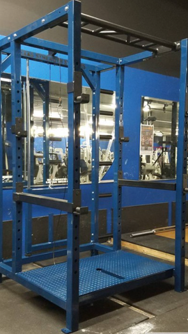 Monkey Bar Upgrade for Power Racks