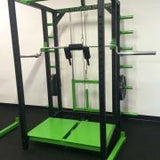 Belt Squat Platform for Power Rack