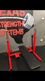 Competition Style Adjustable Squat Stands (without Hand jacks)
