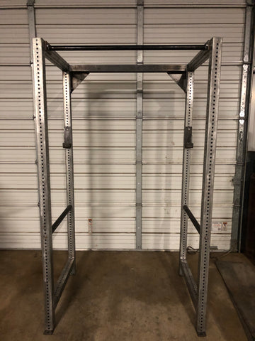 Galvanized Power Rack