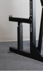 Face Savers for Competition Style Squat Stands