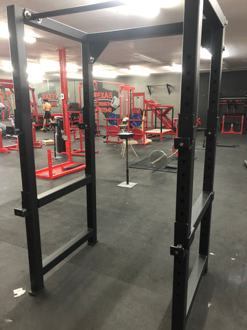 3x3 Power Rack