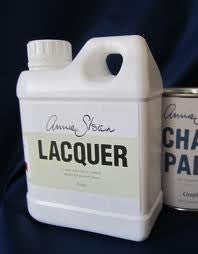 Annie Sloan Water Based Lacquer