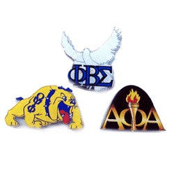 mascot magnet small Sorority