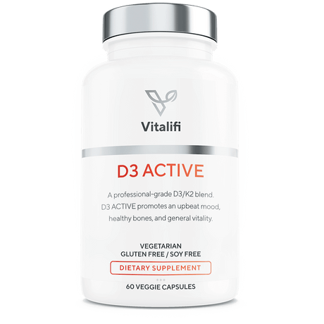 D3 Active 1 Bottle
