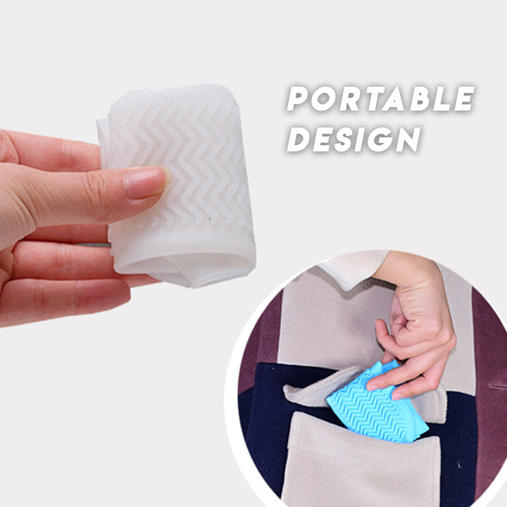 Waterproof Elastic Reusable Shoe Protector