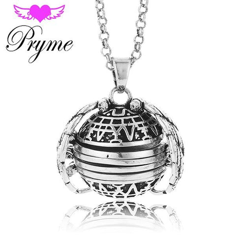 Image of Photo Pendant Memory Floating Locket Necklace