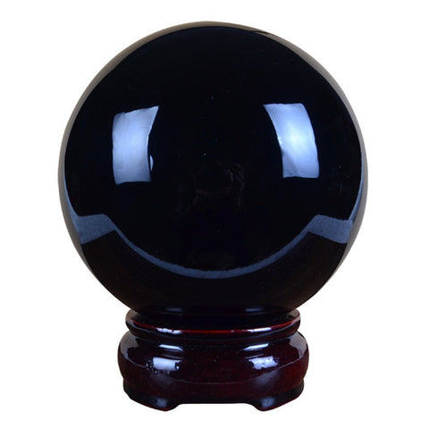 2.3 in Obsidian Crystal Ball