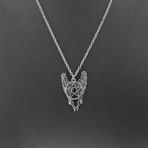 Angel Pentagram Amulet