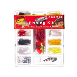 Assorted Fishing Kit - Arkie Lures