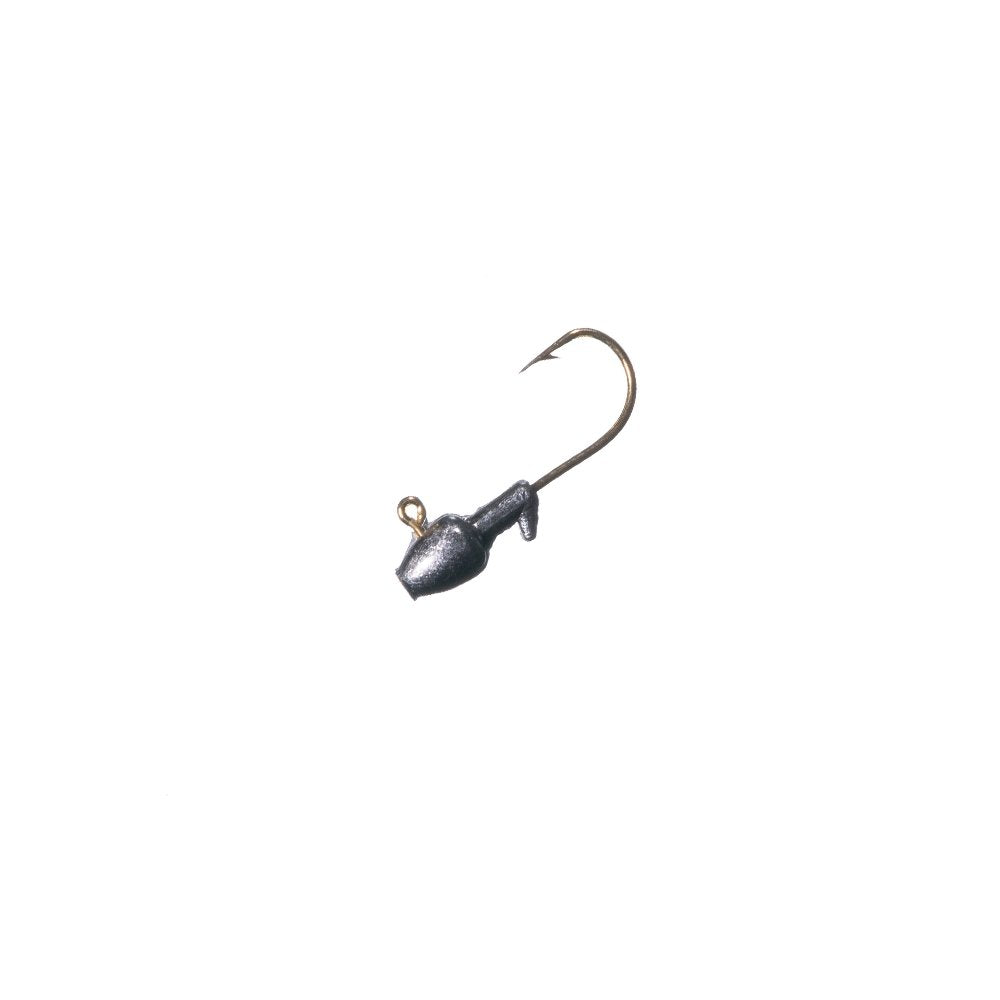 Curl Tail Minnow Head - Lead Free - Arkie Lures