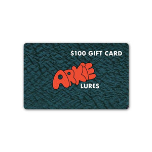 Gift Card - Arkie Lures