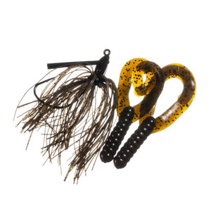 Joe Thomas Platinum Swim Jig - Arkie Lures