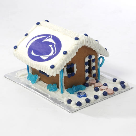 PSU Gingerbread House