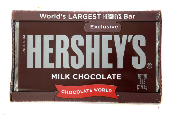Giant Hershey Bar 5#