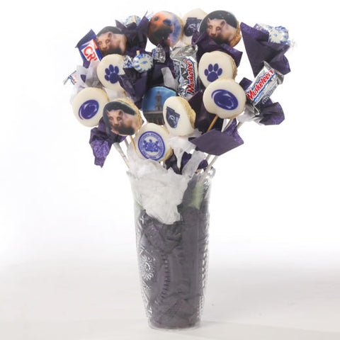 PSU Candy and Cookie large vase